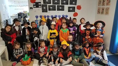 Halloween avec Paddington en maternelle